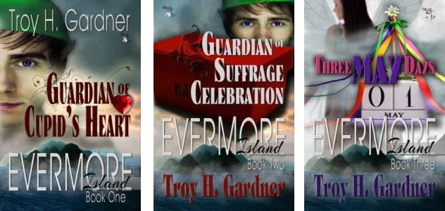 Evermore Island series